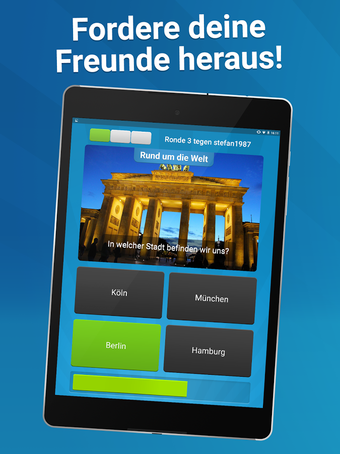 AndroidApp Quizduell